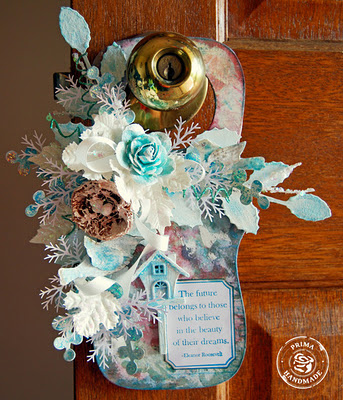 Altered Door Hanger